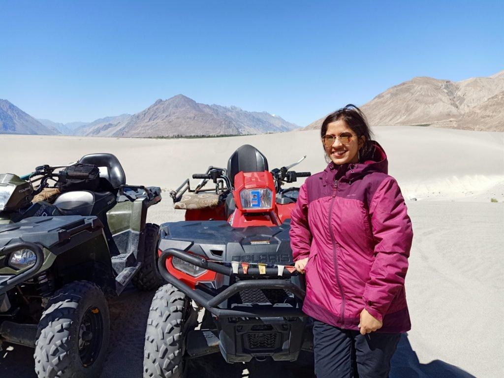 Preeti Taneja – Ladakh