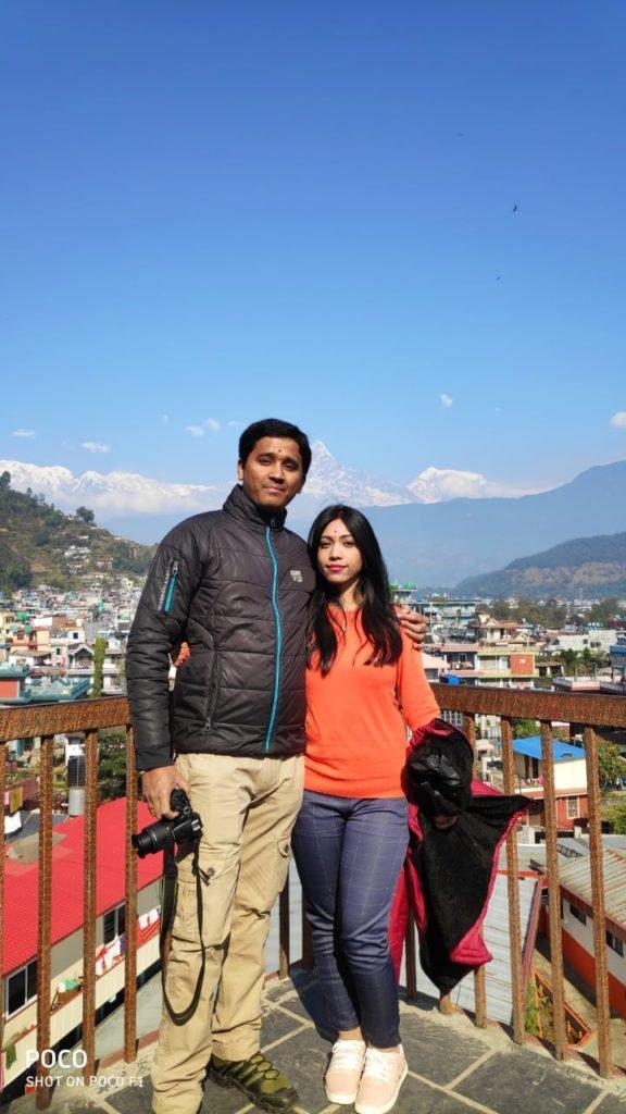 Abhishek Barua – Nepal