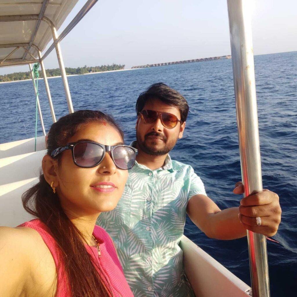Nitish Hira – Maldives